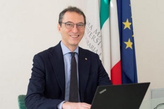 Giovanni Molari is the new rector of the Alma Mater