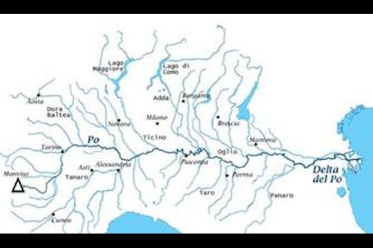 Analisi economica a supporto dell' Autorità di Bacino Distrettuale del fiume Po