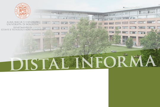 Newsletter DISTAL Informa Novembre 2020