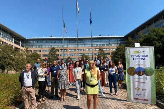 Un successo il 32° convegno AAIC dedicato alle colture industriali